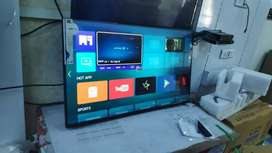 40 Smart Android Led Tv 2 Yr Full Replacement Grantee GST Bi