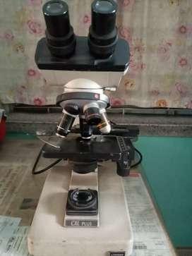 Binacular microscope in very good condition