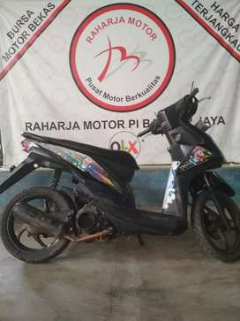 Beat 2013 plat B (Raharja motor) 3389