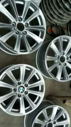 "F10 17"" BMW alloy wheel Set 4"