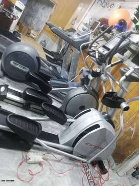 COMMERCIAL CARDIO AND DUMBBELLS, ROD, PLATE, (ASIA FITNESS)