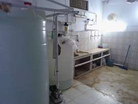 R.O Water plant