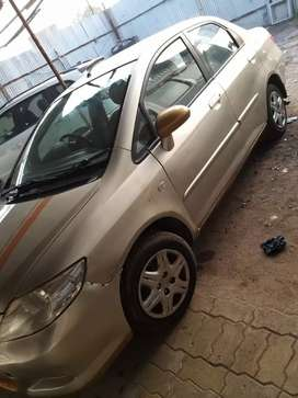 Honda City Zx 2006 CNG & Hybrids Good Condition