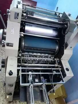 Printing machine full fine