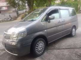 Nissan Serena highway star 2009 matic 2.0
