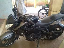 Clean used bike on time service all papers clear