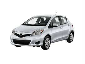 Get New Toyota Vitz 2018 Just on 20% Downpayment..!