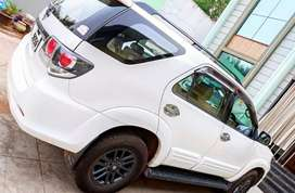 Toyota Fortuner 2016 Diesel Well Maintained