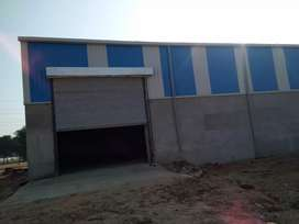 Newly constructed Warehouse for rent at Narayan vihar mansarovar