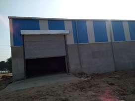 Newly constructed Warehouse for rent at Narayan vihar mansarovar