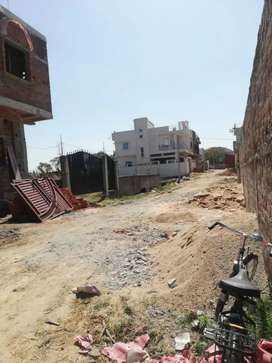 Residential Plot 3/4 Deci CNT Free At Main Town Bank Colony Morabadi