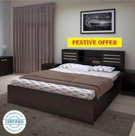 New Caspian Furnish Premium Bed Model 009