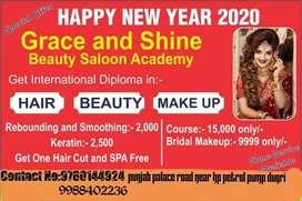 Grace&shine beauty saloon