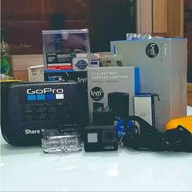 GOPRO Hero 7 Black Action Camera Resmi TAM & G6 FYFeiyu tech