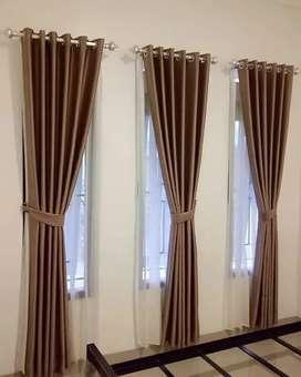 GIC curtains gorden gordyn edisi 5715 paparan tirai cerah menawan