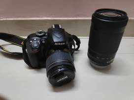 Nikon D3400 camera available on rent