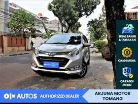 [OLX Autos] Daihatsu Sigra 2016 1.2 R M/T Bensin Silver #Arjuna Tomang
