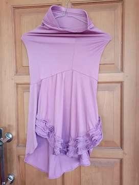 Preloved Jilbab Dusty
