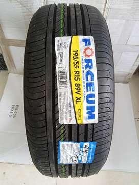 Ban Mobil Forceum Ecosa 195 55 R15 ( Free Pasang )