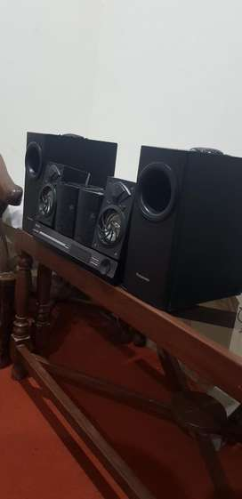 Philips home theater with dual Basers
