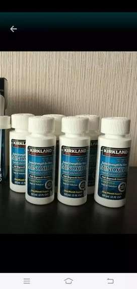 Kirkland minoxidil penumbuh brewok dan rambut pria botak