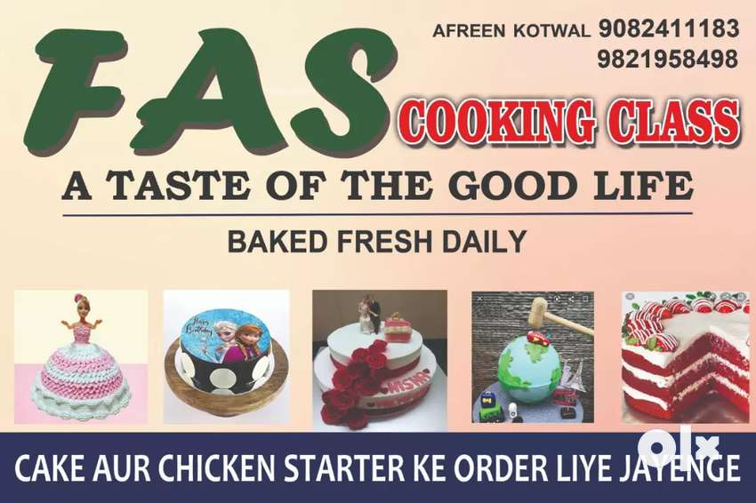 FAs Cooking Class 0