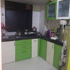 Well maintained flat for rent