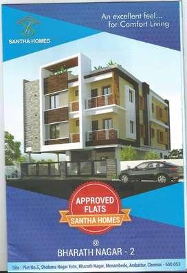 Kalai homes for sale Apartment in Ambattur.