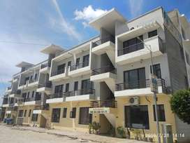 1 BHK PROPERTY IN GBP ROSEWOOD PHASE II AT DERABASSI, MOHALI.