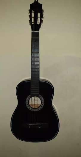 Gitar kapok black colour