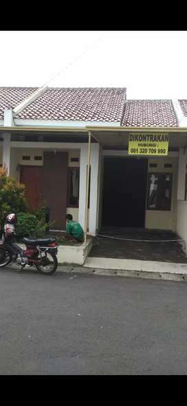 Disewakan rumah di BKR Regency kota tasil