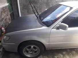 Mobil toyota soluna tahun 2001 (nego)