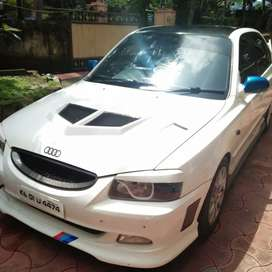 Modified car... Urgent sale