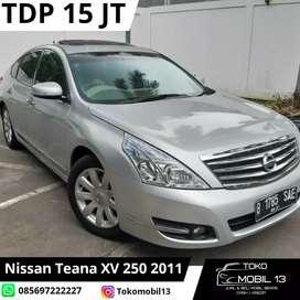 Nissan Teana xv 250 tdp 15 jt sangat istimewa siap pakai