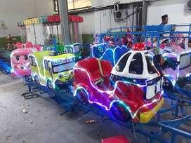 kereta mini panggung odong odong media melukis styrofoam gabus
