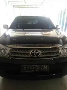 Jual mobil Toyota Fortuner 2.5 G