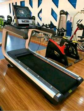 Electrik treadmill commersial ID-8000/7hp new bisa COD