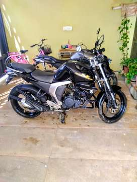 Yamaha FZS 2.0 2016 model very good condition 13000 KMS Driven