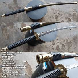 Samurai Katana Sakabato Tombol Pamor