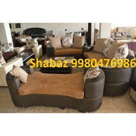 PL27 Corner sofa set with 3 years warranty Cal us