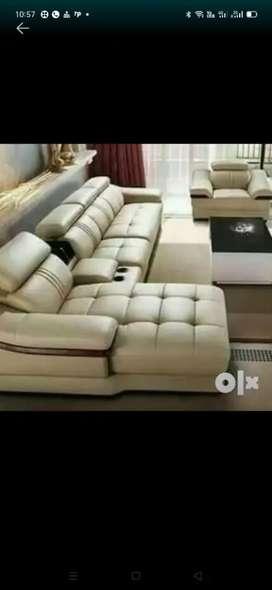 Galaxy L shape sofa