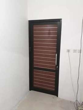 Pintu kamar mandi alumunium murah