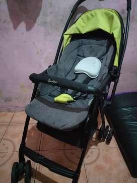 Stroller roda bayi