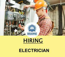 ELECTRICIAN (FRESHERS)