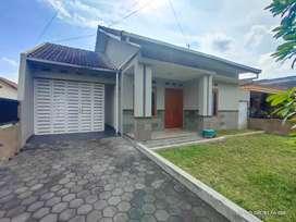 Rumah murah 1 lantai di jakal km 10,sisa tanah halaman luas