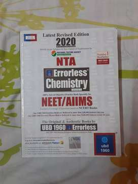 errorless chemistry volume 2,neet