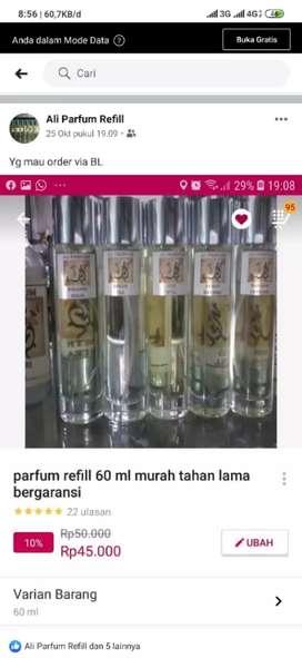 Reseller parfum refill