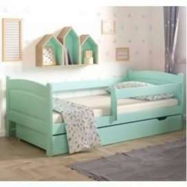 Bunk bed with drwer