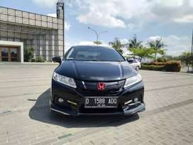 Promo spesial ! Kredit murah Honda All New City Rs matic 2015 new look