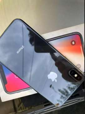 Iphone x with facetime